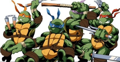 a-turtles