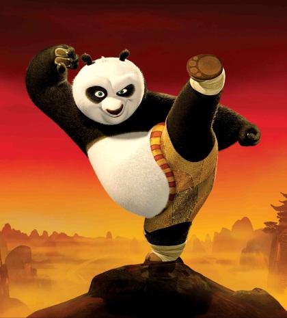 a-panda