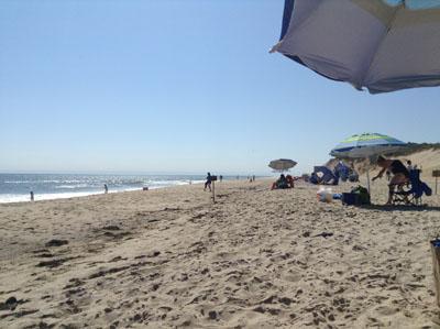 a-beachagain