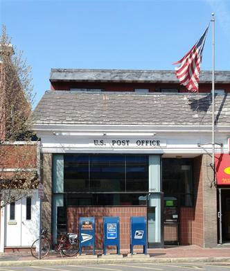 post office again